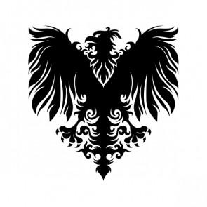 Heraldic Eagle 15349