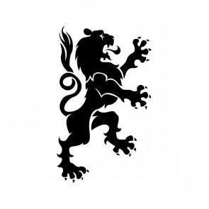 Heraldic Lion 15350