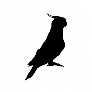 Parrot Figure 15518