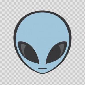 Alien Head 15581