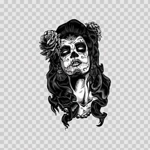 Zombie Sexy Woman 15606