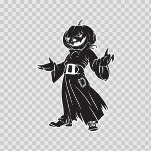 Happy Halloween Pumpkin 15722