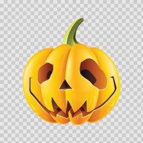 Happy Halloween Pumpkin 15735