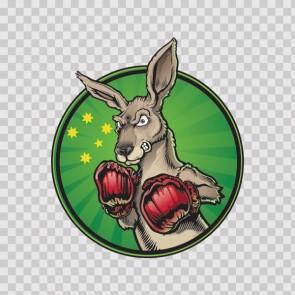 Kangaroo Boxer 15787