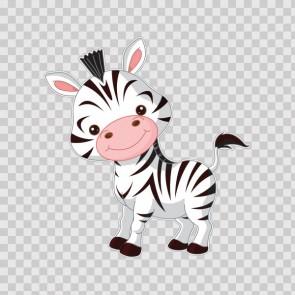 Cute Little Zebra 15794