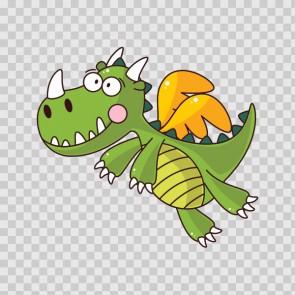 Fairytale Happy Dragon 15803