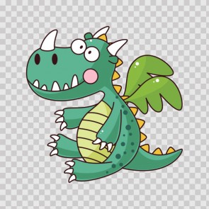 Fairytale Happy Dragon 15804