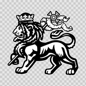 Lion Heraldic 15813