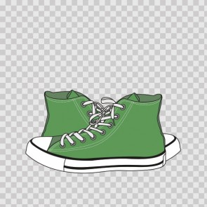 Sneakers Green 15816