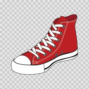 Sneakers Red 15819