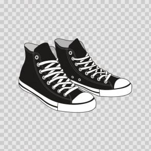 Black Sneakers 15821
