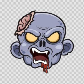 Zombie Head 15879