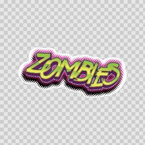 Zombie Sign 15882