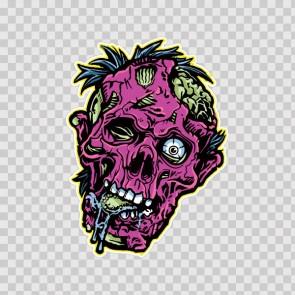 Zombie Head 15884
