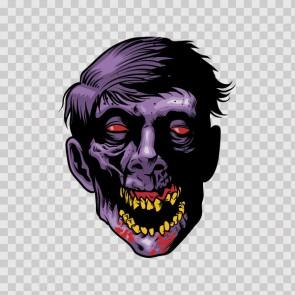 Zombie Head 15890