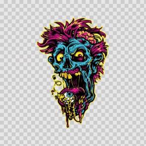 Zombie Head 15897