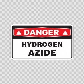 Danger Hydrogen Azide 18036