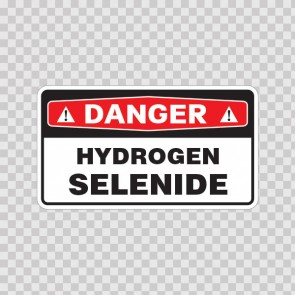 Danger Hydrogen Selenide 18038