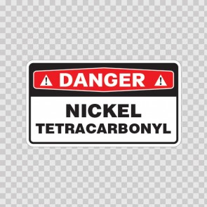 Danger Nickel Tetracarbonyl 18041