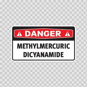 Methylmercuric Dicyanamide 18256