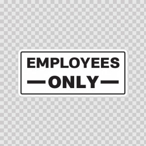 Employees Only 18771