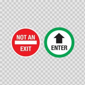 Enter - Not An Exit 18779