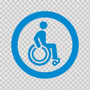 Universal Access Symbol 18780