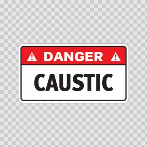 Danger Caustic 19121
