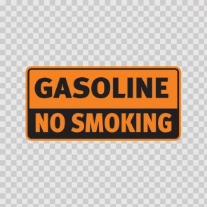 Gasoline. No Smoking 19127