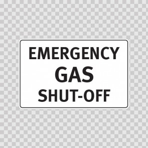 Emergency Gas Shut-Off 19131