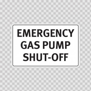 Emergency Gas Pump Shut-Off 19133