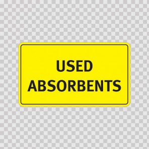 Used Absorbents 19354