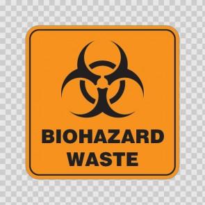 Biohazard Waste 19355