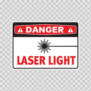 Danger Laser Light  19467