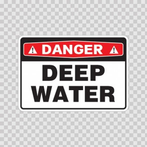 Danger Deep Water 19680