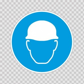 International Hard Hat Required Symbol 19839