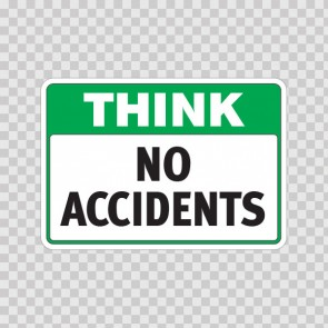 Think No Accidents  19947