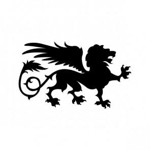 Lion Figure Heraldic 21010