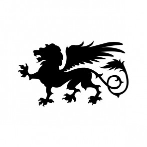 Lion Figure Heraldic 21013