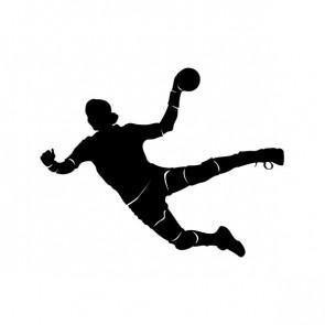 Handball Player Figure 21033
