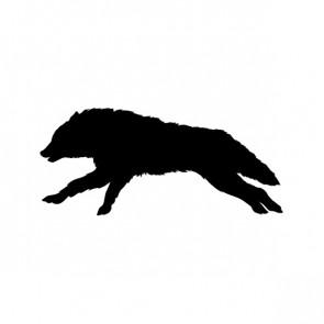 Wolf Running Figure 21041