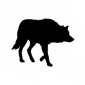 Wolf Figure 21042