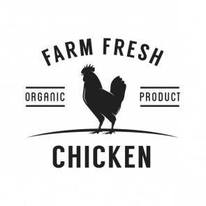 Farm Chicken Store Decoration Organic Product 21057