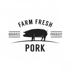 Farm Pork Store Decoration Organic Product 21058