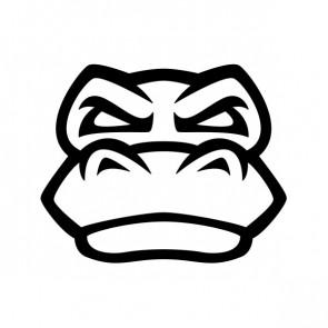 Alligator Crocodile Face 21079