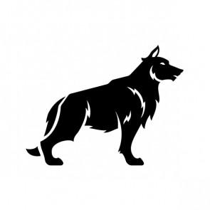 Wolf Figure 21156