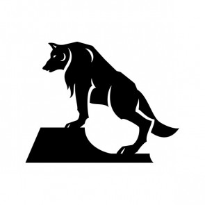 Wolf Figure 21158