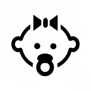 Baby Symbol 21203