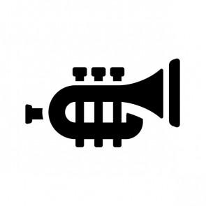 Trompet Symbol 21204