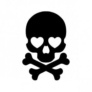Skull Love Girl 21315